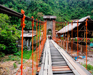 Puente Kimbiri