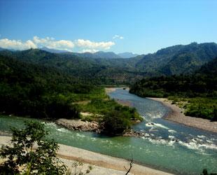 Rio Chamchamayo
