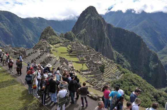 Ciudadela de Machupicchu nominada a los National  Geographic Traveller Reader Awards