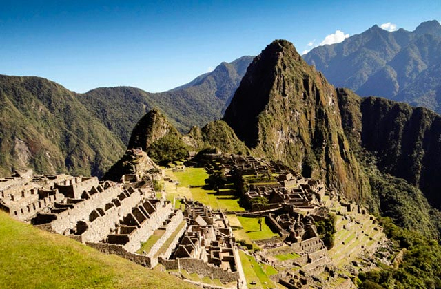 Machu Picchu Historical Sanctuary