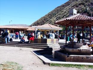San Pedro - Aguas Medicinales