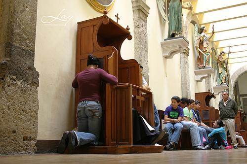 confesion en cusco