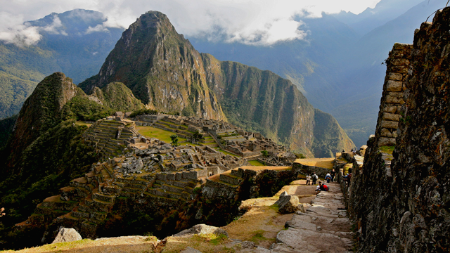 Santuario de Machu Picchu