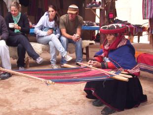Tejedoras de Chinchero