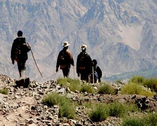 Caminatas por las Montañas del Perú