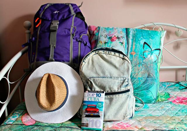 Cosas esenciales que deber llevar contigo en cualquier viaje