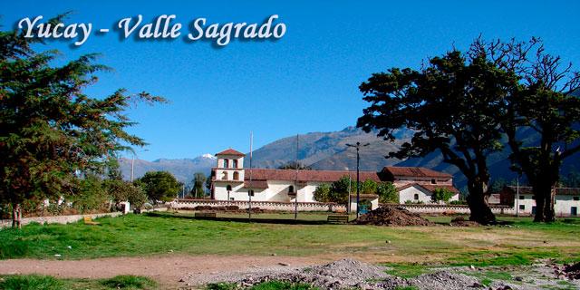 Yucay Valle sagrado
