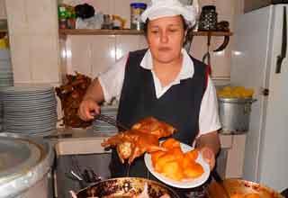 Gastronomía de Cajamarca
