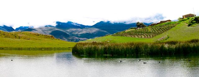 Laguna de Wilcacocha