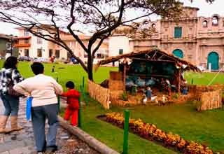 Nacimiento en Cajamarca