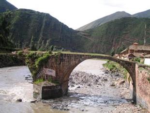 puente de quiquijana