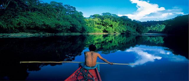 biosfera del Manu