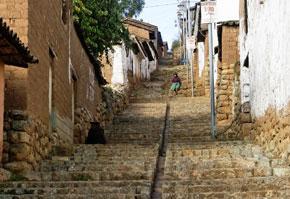 Calle de Chinchero