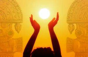 Dios Sol - Inti