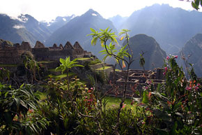 Mitos de Machu Picchu