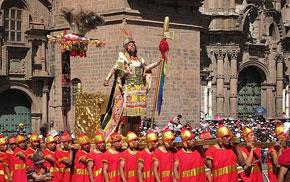 Inti Raymi Fiesta Ancestral