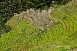 Ruinas de Machupicchu