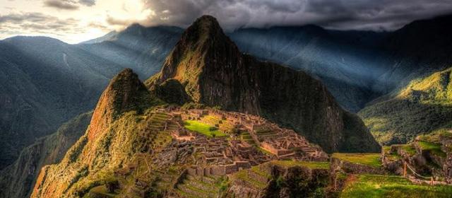 Machu Picchu - Huayna Picchu