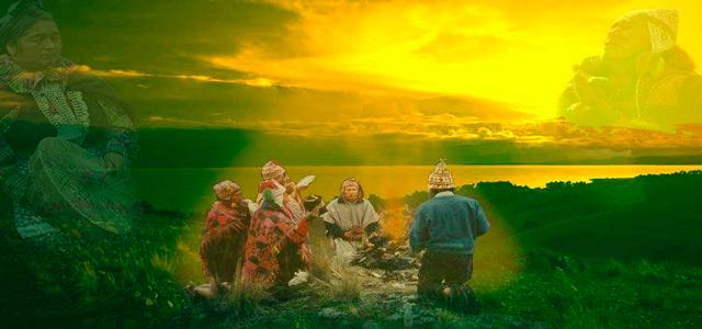 Pago a la Pachamama - Cultura Inca