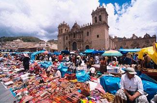 Santurantikuy Cusco