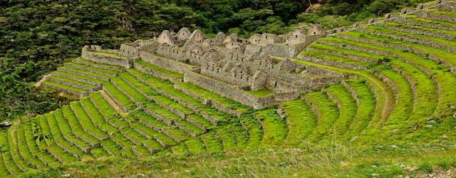 Camino inca - WiñayWayna