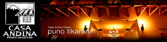 Hotel Casa Andina Classic - Puno Tikarani