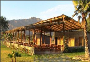 Hotel Cantayu en Nazca