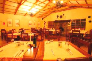 Comedor del Hotel Casa Andina Classic - Colca