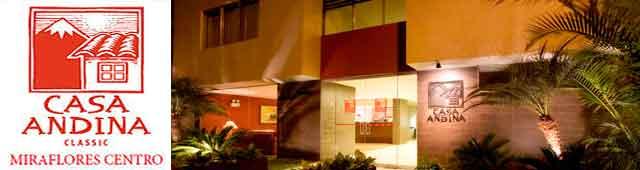 Hotel Casa Andina Classic Miraflores Centro
