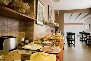 Cocina de Casa Andina Classic Miraflores Centro