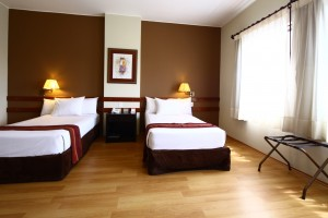 Habitación de Casa Andina Classic Miraflores San Antonio