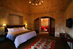 Habitación del Hotel Casa Andina Private Collection - Arequipa