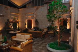 Patio del Hotel Casa Andina Private Collection - Arequipa