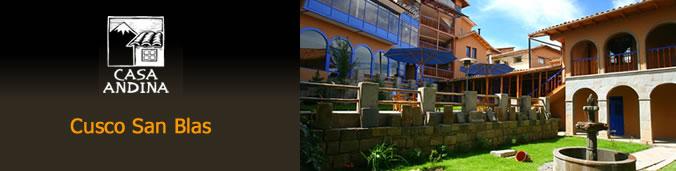 Casa Andina Cusco San Blas
