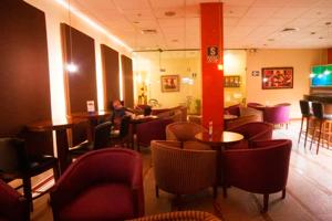 Bar del Hotel Costa del Sol Cajamarca