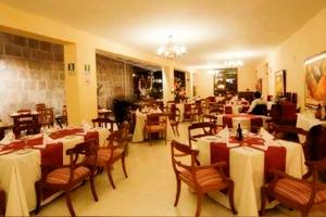 Comedor del Hotel Costa del Sol Cajamarca
