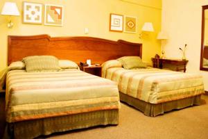 Habitación del Hotel Costa del Sol Cajamarca