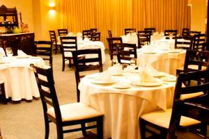 Comedor del Hotel Costa del Sol Chiclayo