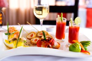 Buffet del Hotel Costa del Sol Chiclayo