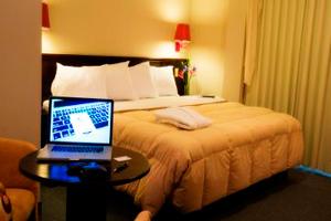Habitación del Hotel Costa del Sol Chiclayo
