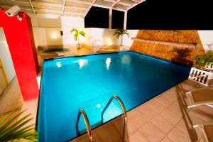 Piscina del Hotel Costa del Sol Chiclayo