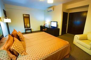 Habitación del Hotel Costa del Sol Piura