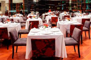 Comedor del Hotel Costa del Sol Trujillo