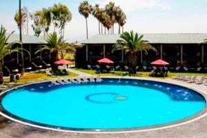 Piscina del Hotel Costa del Sol Trujillo