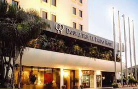 double tree el pardo hotel en lima
