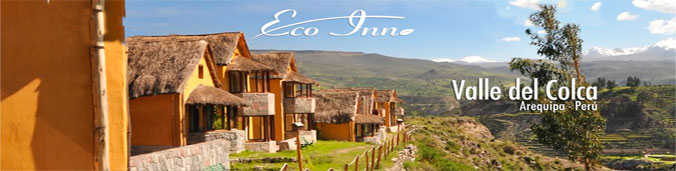 Hotel Eco Inn  Valle del Colca