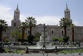 Ensueños Hotel en Arequipa