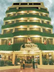 faraona grand hotel en lima