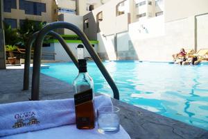 Piscina del Gloria Plaza Hotel