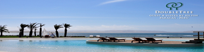 Hotel Double Tree Hilton Paracas
